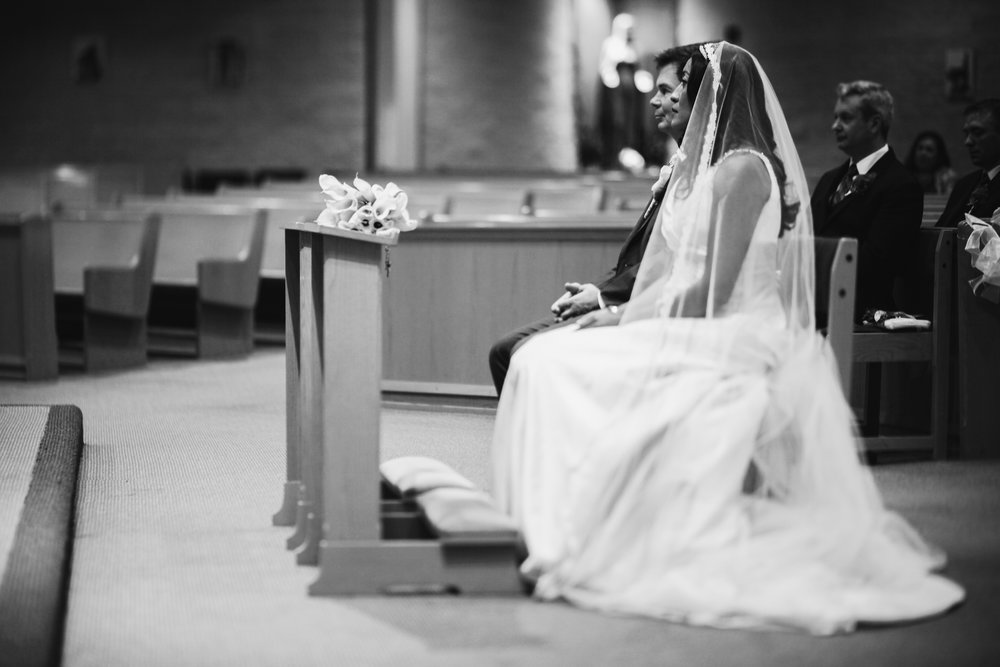 Intimate NYC wedding photography