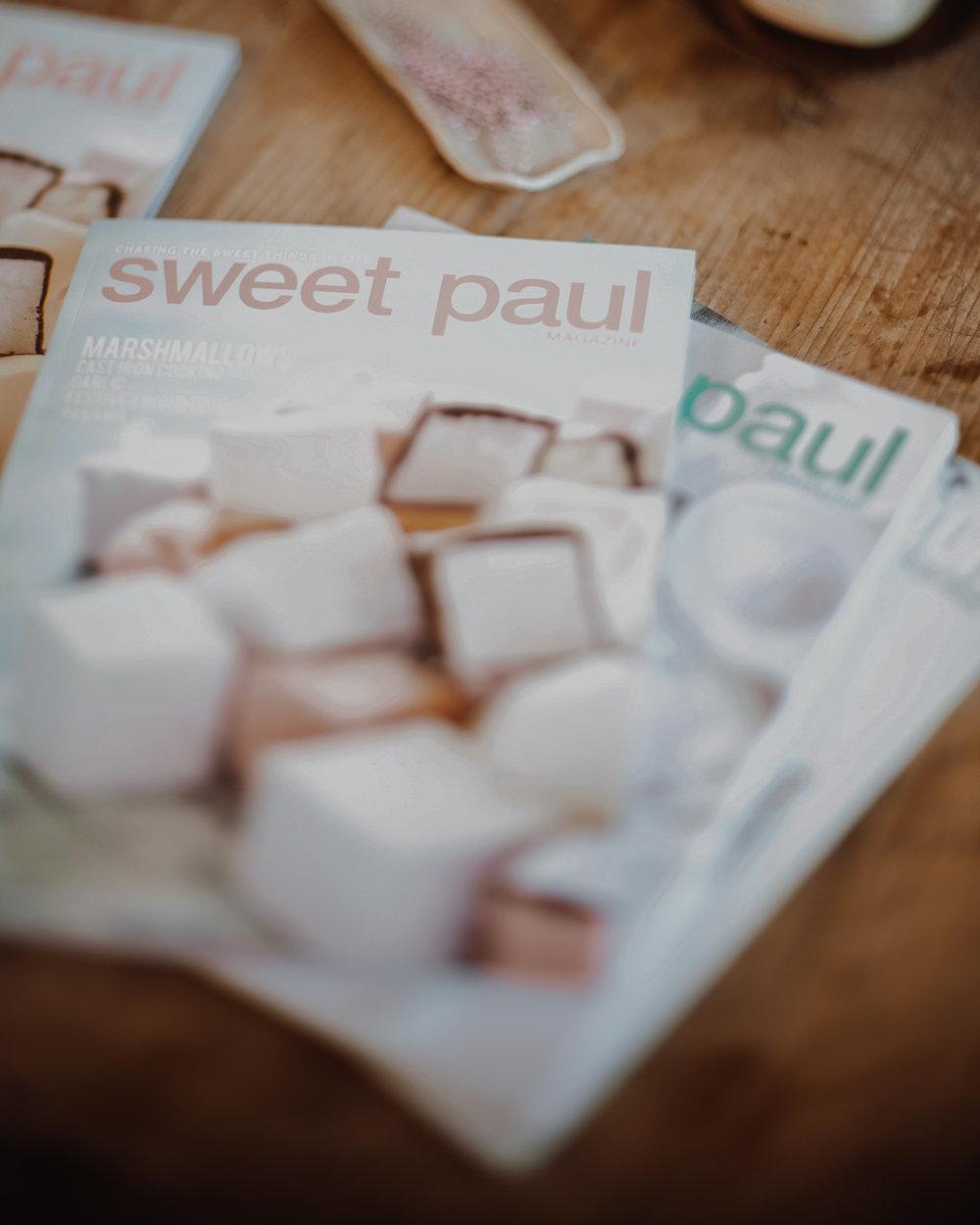 Paul Lowe @SweetPaulMagazine