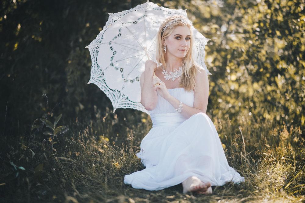 Bridal accessories photographer