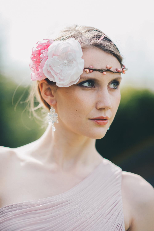 Bridal lookbooks by Megan Breukelman