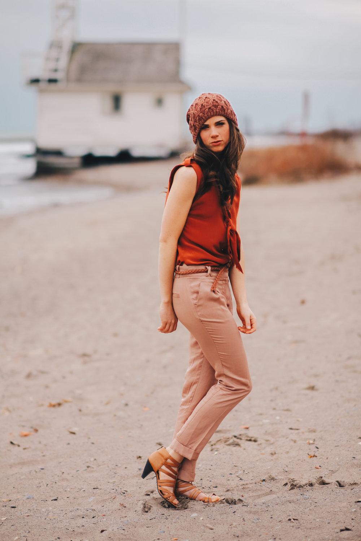 Brooklyn fashion photography by Megan Breukelman