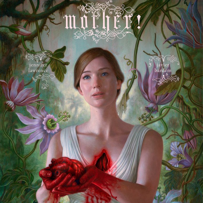 - Mother!Darren Aronofsky-- Score Production & Musical Sound Design