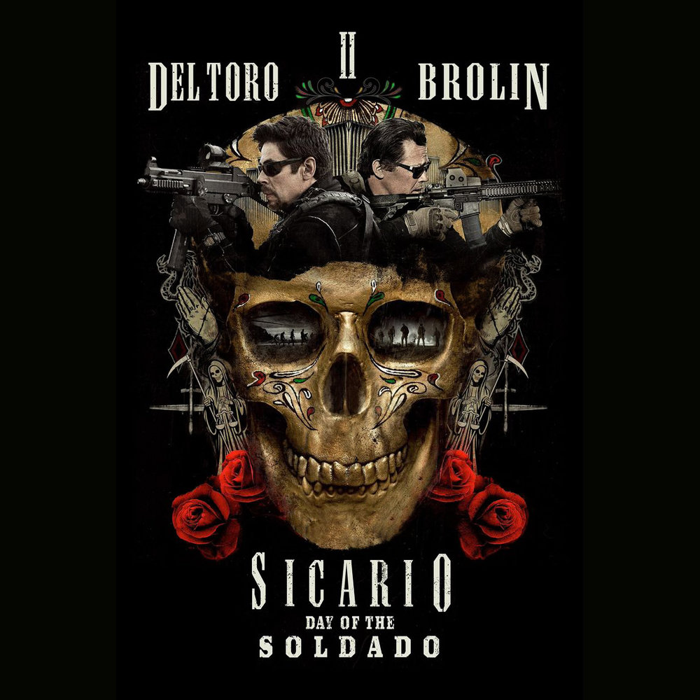 - Sicario: Day of the Soldado (Original Motion Picture Soundtrack)Hildur Guðnadóttir-- Soundtrack Engineering