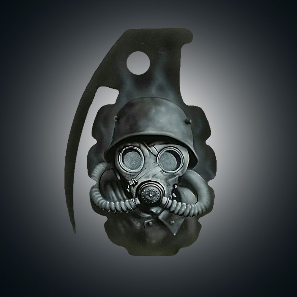Gas Mask Grenade