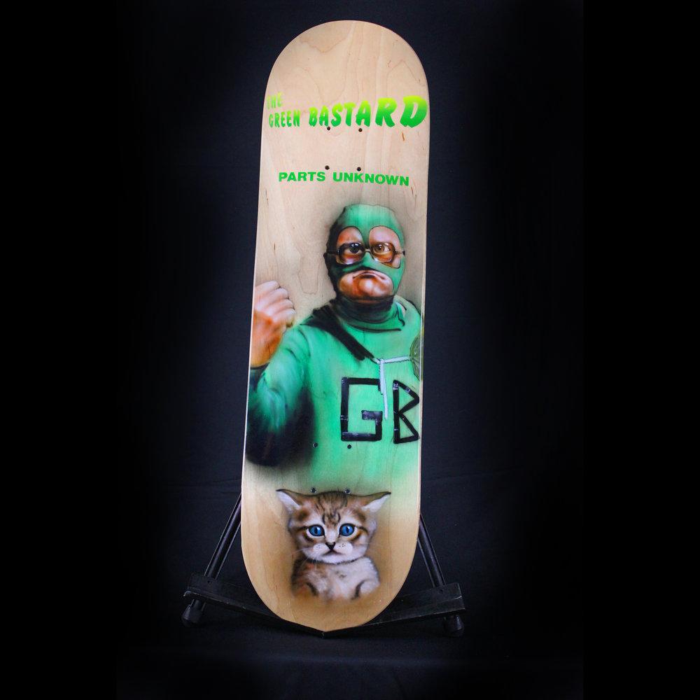 Green Bastard