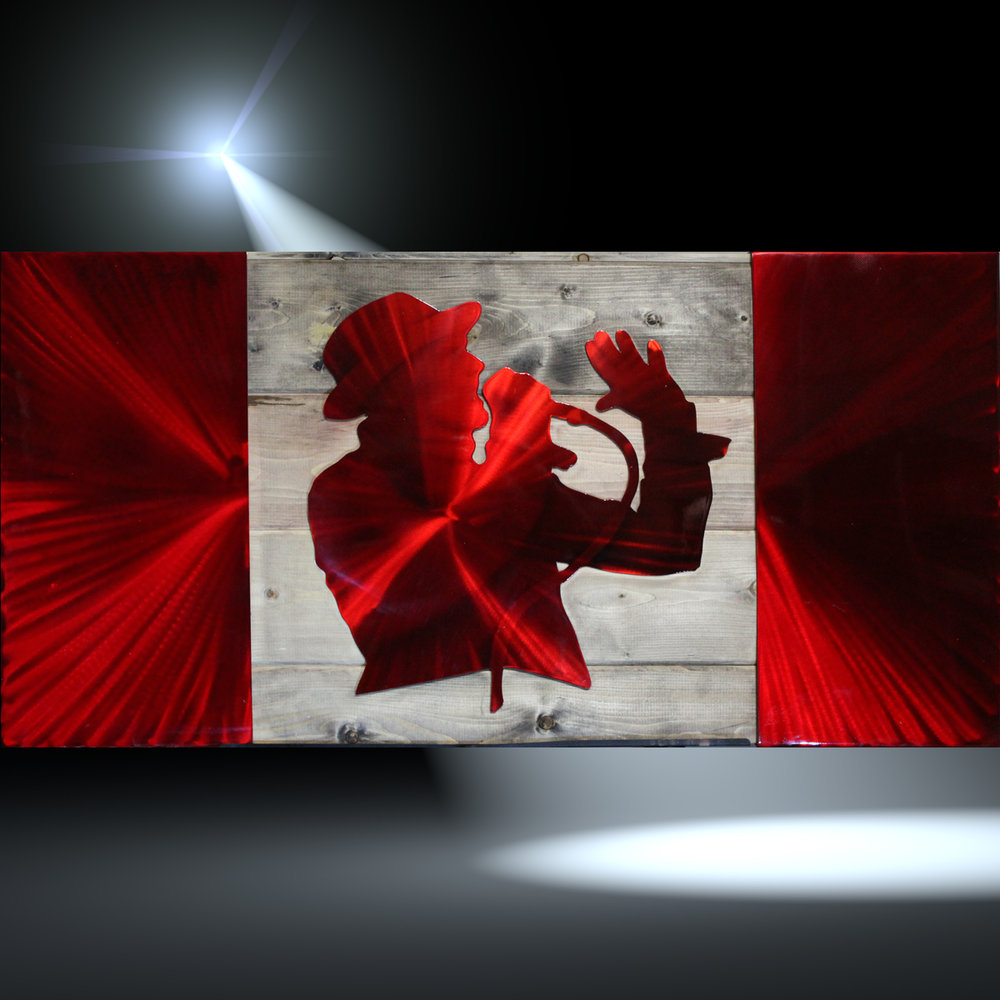 Gord Canadian Flag