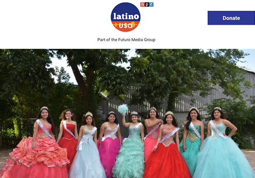 LATINO USAFrom Quinceañera to Protest: Tejana Teens Fight SB 4 Immigration Law - JULY 17, 2018