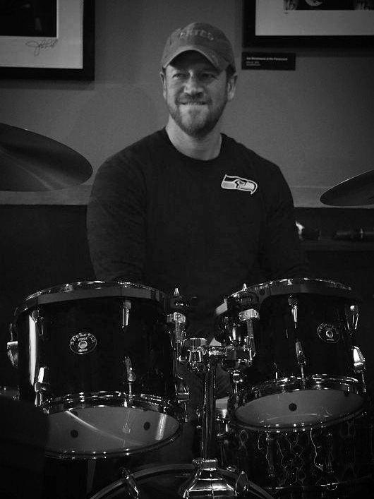 Aaron Gibbs - Drums / Percussion