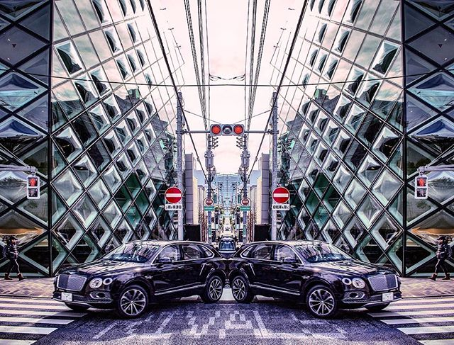 Combine and Recombine - Insight itself is a #luxury. . . . . #Bentayga #Twins #DoubleExposure #Jointherivalry #ESQVR #DVRKMVTR #Producer #Fire #iG #trickphoto #Art #Trap #Hiphop #Adobe #CoverArt #igdaily #RIVALS #Tokyo #Recombine #Combine #beatsforsale #lol #bentley #prada @bentleymotors @prada