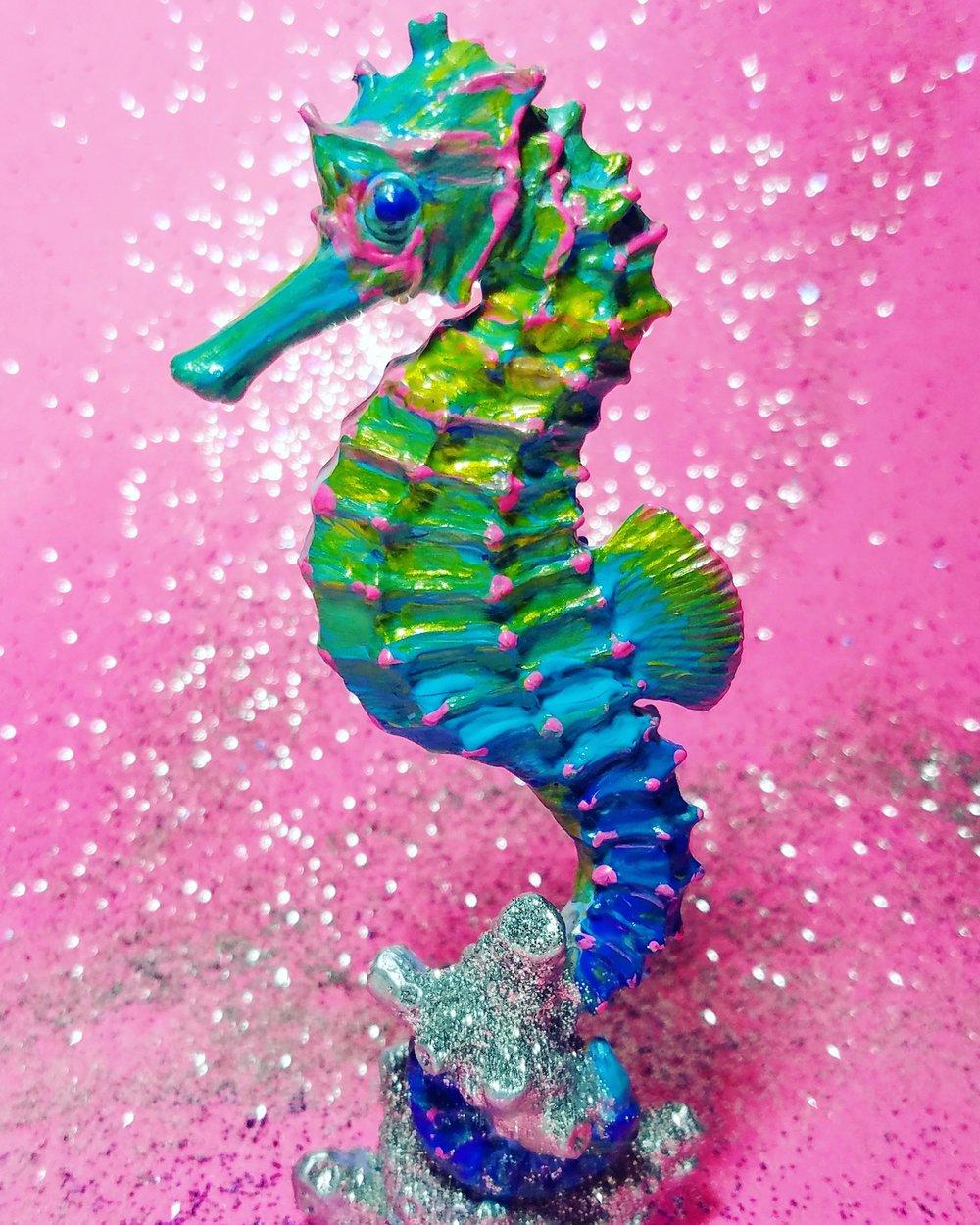 Intergalatic Seahorse