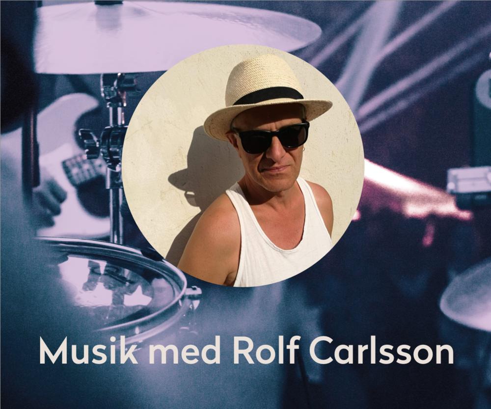 Sommarens kulturdos - Den 15e juli, från 15.00, kommer Rolf Carlsson ta med oss på en musikalisk resa - genom pop, visor, blues och soul.Biljettförsäljning: Förköp & vid entrén. 125:-Kontakta oss för mer info!