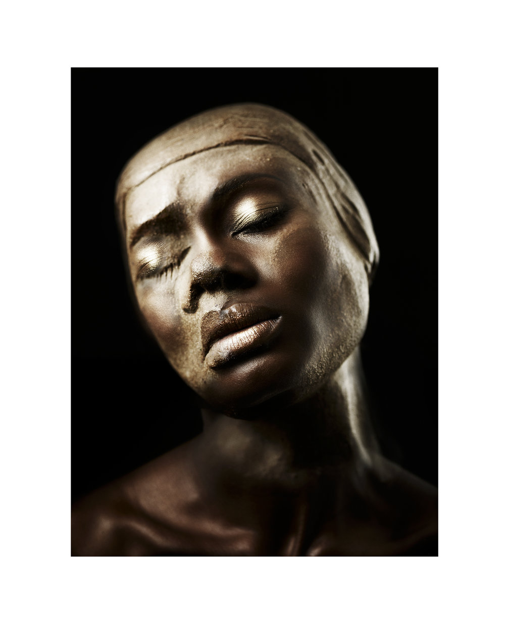 ' Majulani '   Malcolm Dare  Archival print on Hahnemuhle Photo Rag  1210 x 960 x 60 mm  R 22 500.00 excl. vat