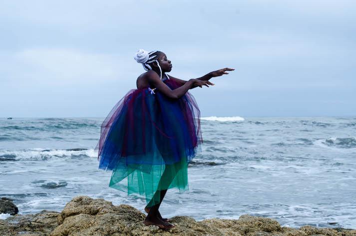 Asteria,  Masiyaleti Mbewe, Digital Photograph, 2017.
