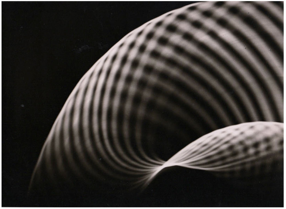 Herbert W. Franke - Untitled, 1953