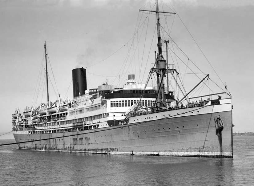 Met de Sibajak kwamen duizenden Indische Nederlanders in de jaren '50 naar Nederland
