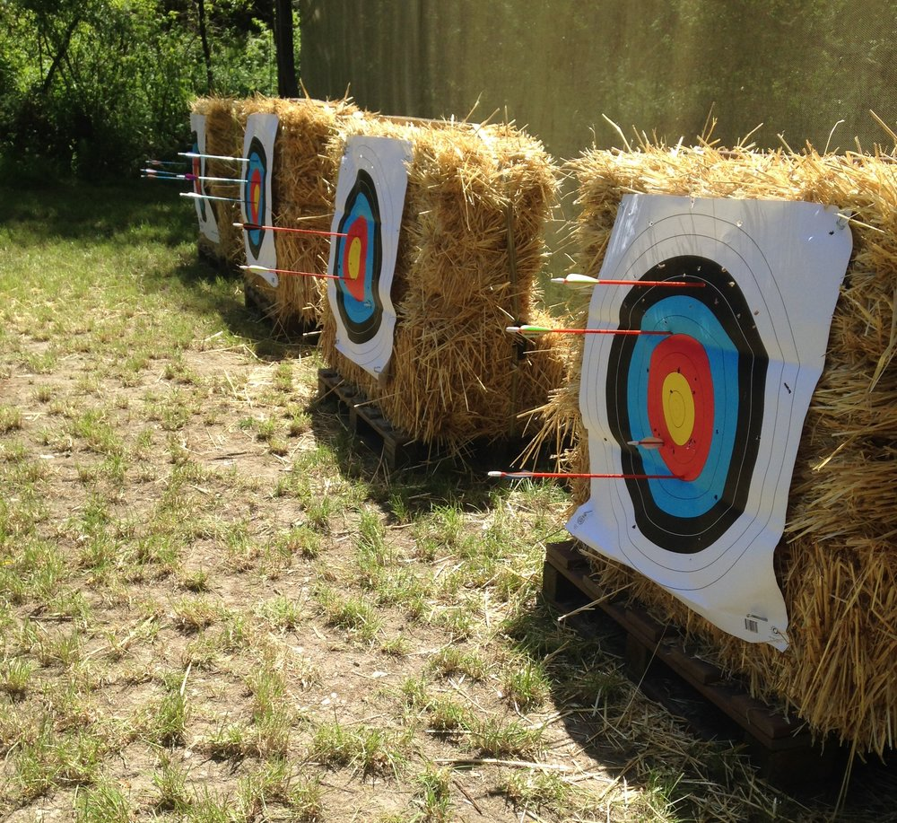 How to Run an Archery Range