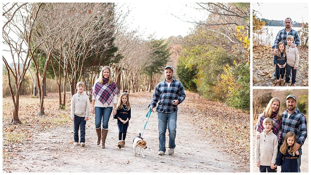 Dog Family Session Chesapeake