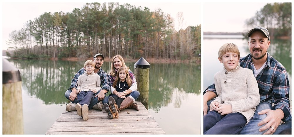 Waterfront Family Session