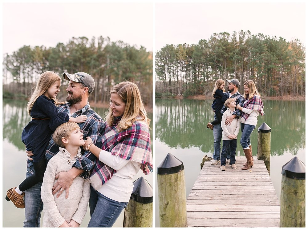 Fall Virginia Family Portraits