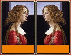 Jonathon Carroll Gallery. Michael Joaquin Grey, Between Simonetta , 2011