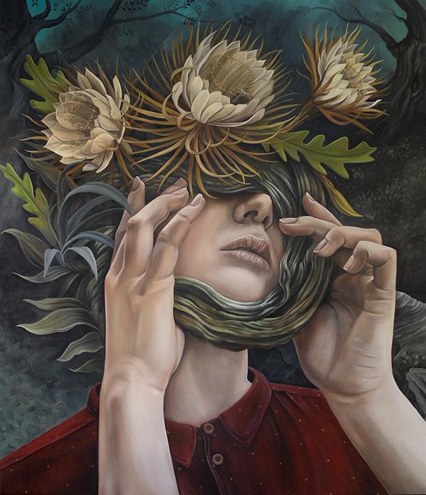 Alejandro Pasquale,  El secreto de las flores , 2018