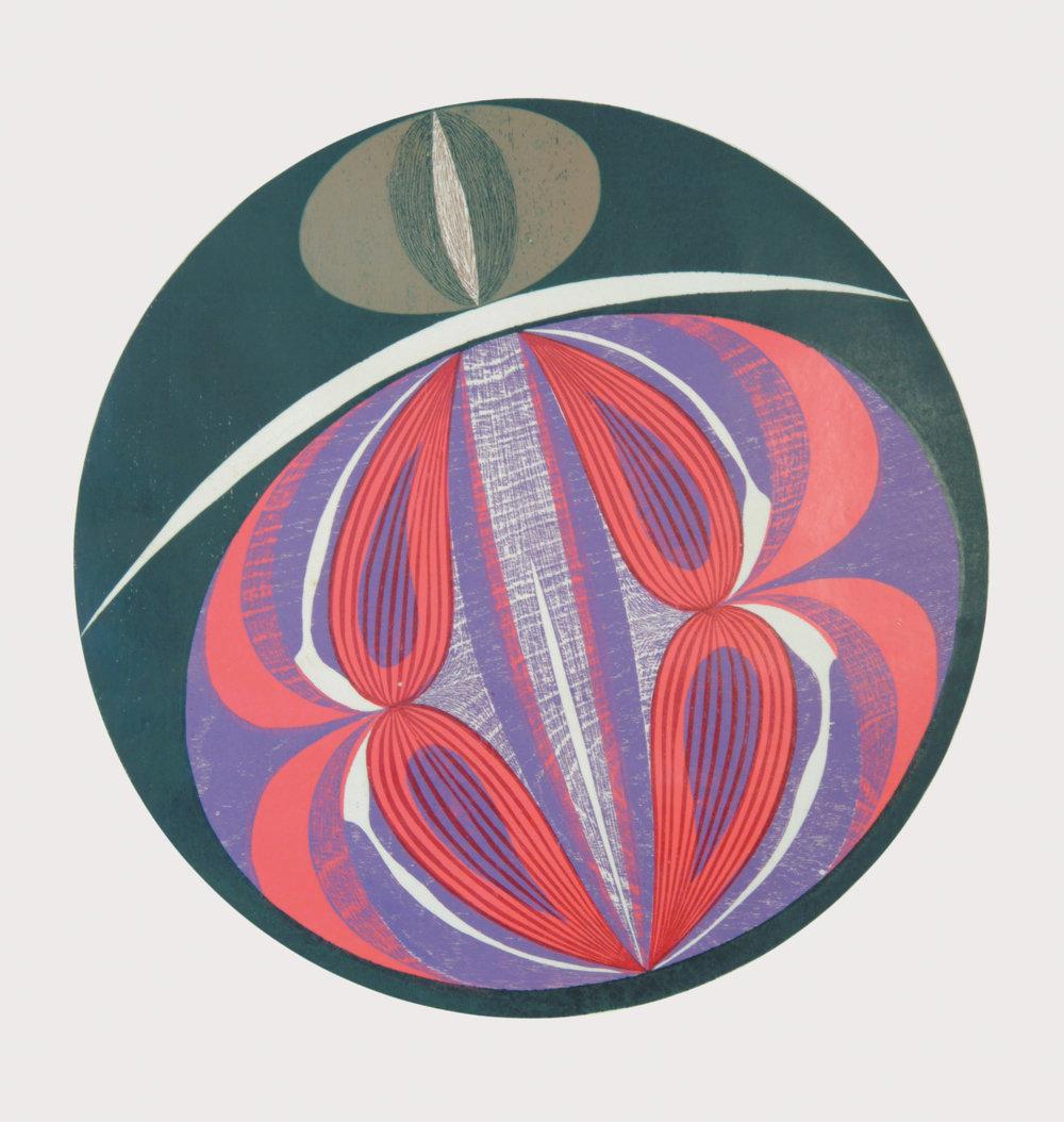 Rimer Cardillo  Circle III  1968