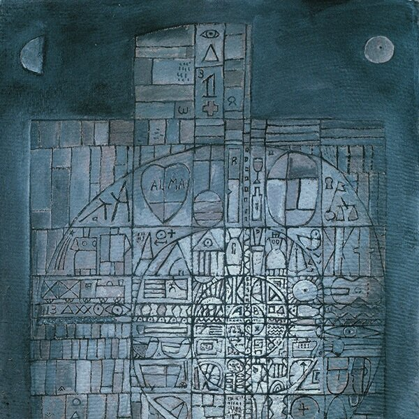 José Gurvich  Hombre constructivo en espiral  1960