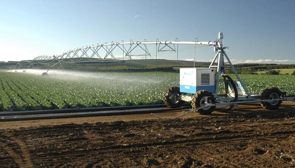 Linear Irrigators