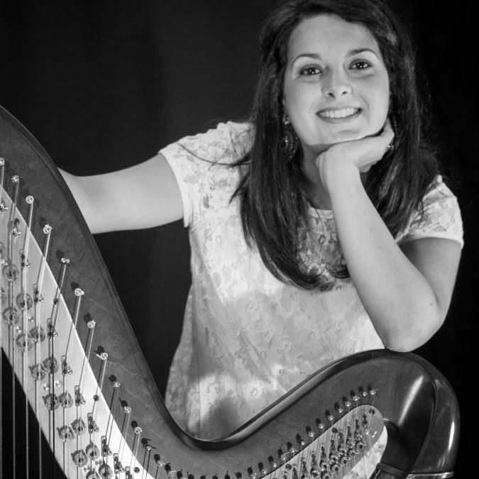 maria chiara fiorucci - harp    conservatorio franci di siena