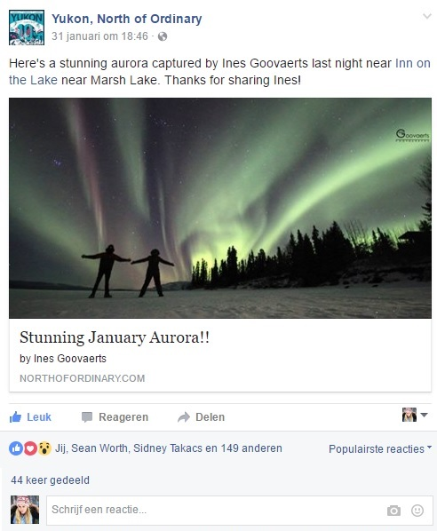 Yukon, North of Ordinary 31 jan 2017 fb zonder comm.jpg