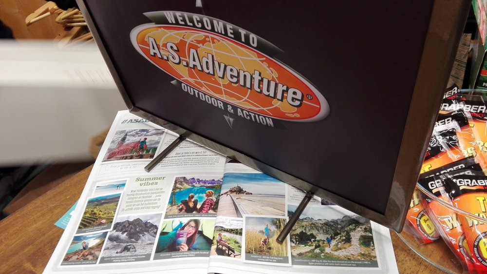 """A.S.Adventure"" November 2017 issue"