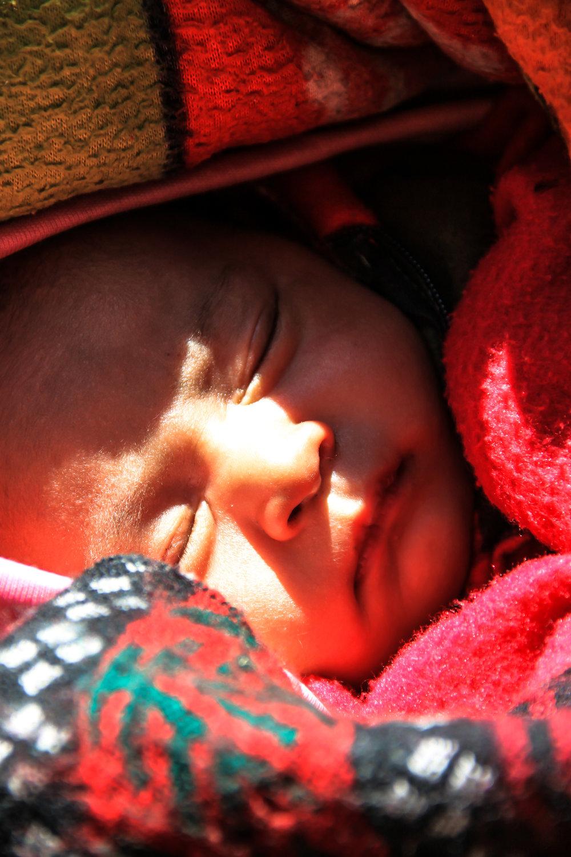 Nepali Baby