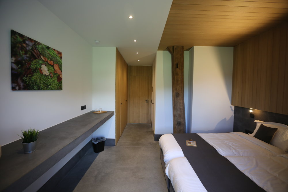 Room 4, Rochefort, Belgium