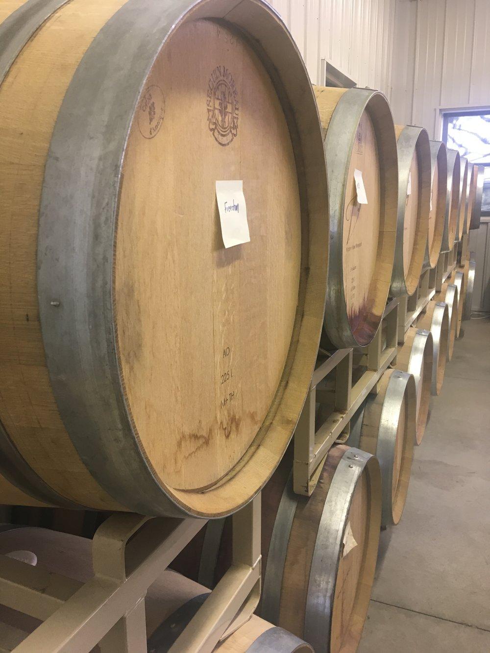 French Barrels