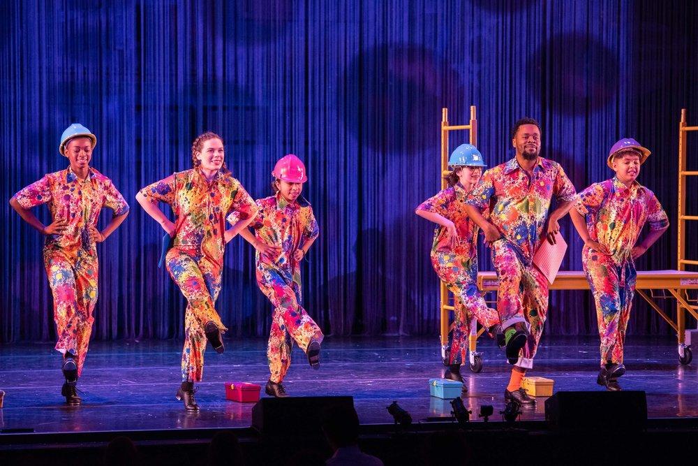 Khalid Hill and dancers. Credit Corwin Wickersham (1).JPG