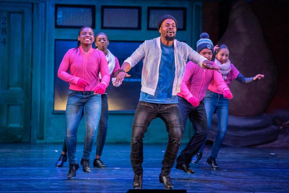 Khalid Hill and dancers. Credit Corwin Wickersham.jpg