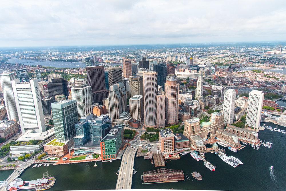 New England -