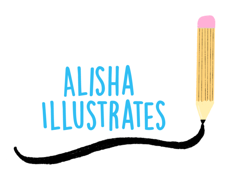 Alisha Illustrates