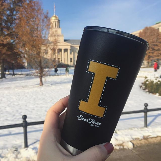 """Later last week, I had the honor of heading back to my old """"stomping grounds"""" to present in some Event Management Classes! I'm forever thankful for the University of Iowa and the tools it gave me to succeed in my dream career path. #hawkeyeforlife @uieventmgmt"""