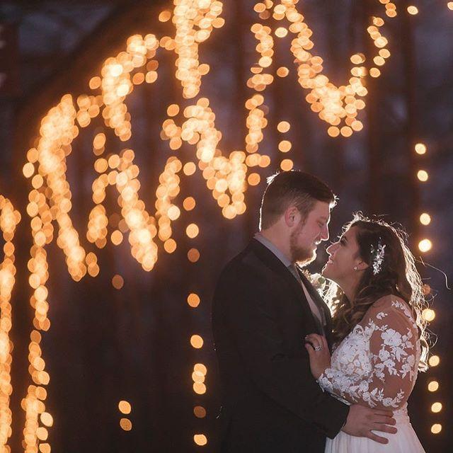 'Twas a dreamy little wedding weekend ✨✨✨ 📸: @mattmasonphotography
