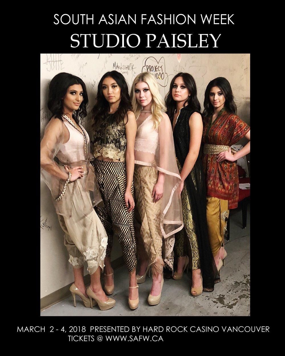 Studio Paisley