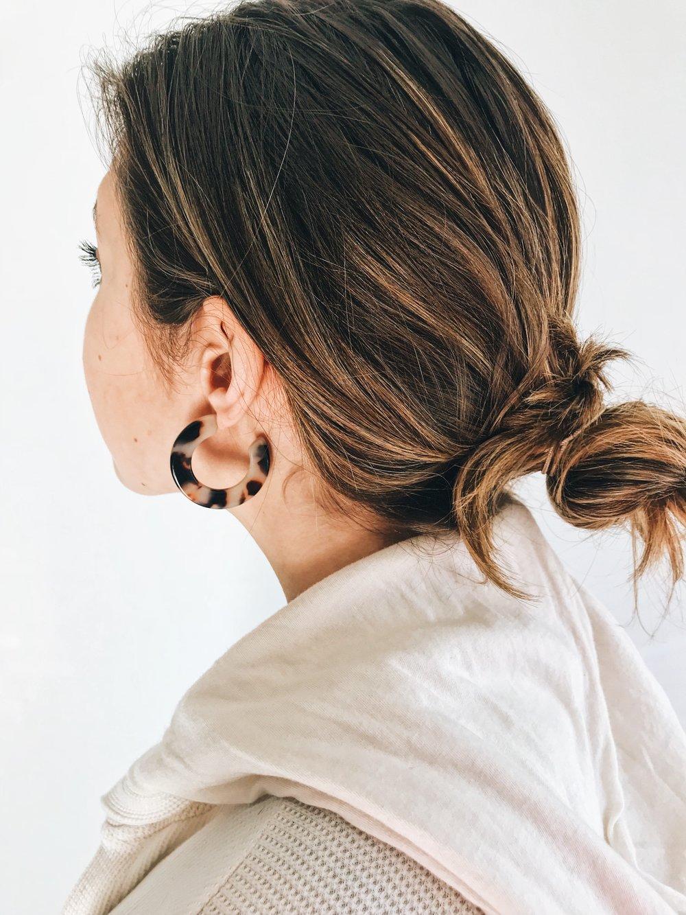 fashion find: Machete Frances Earrings