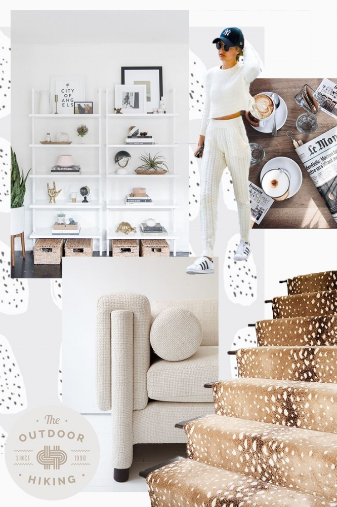 January Moodboard Winter Whites