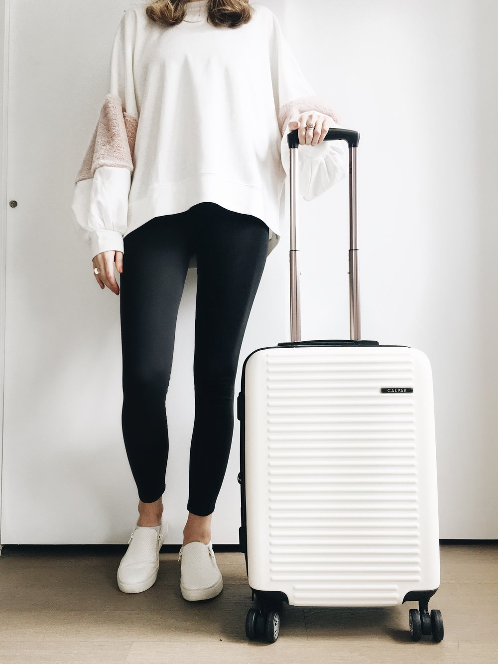 Comfortable Airport Outfit