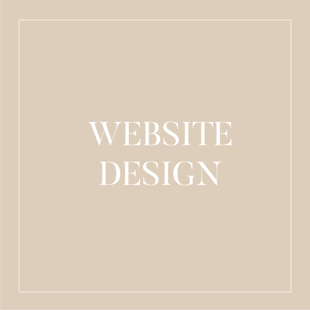 website design services for small business and inflencers