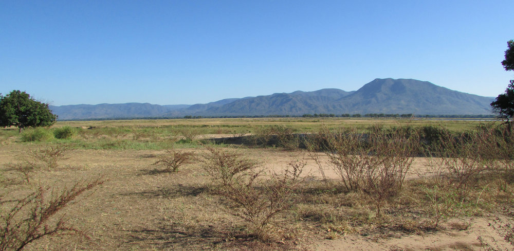 View of the Zambezi River from Nkupe site.jpg