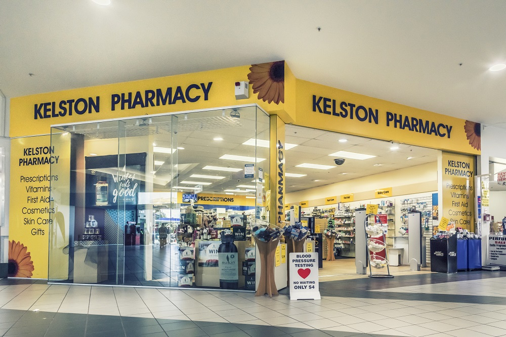 KELSTON PHARMACY -