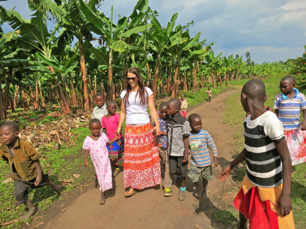THE KICHWAMBA CHILDREN'S FOUNDATION - Established in 2011, KCF provides support for the education, health, wellbeing, and empowerment of 40 children in rural Uganda. Click the image to learn more.