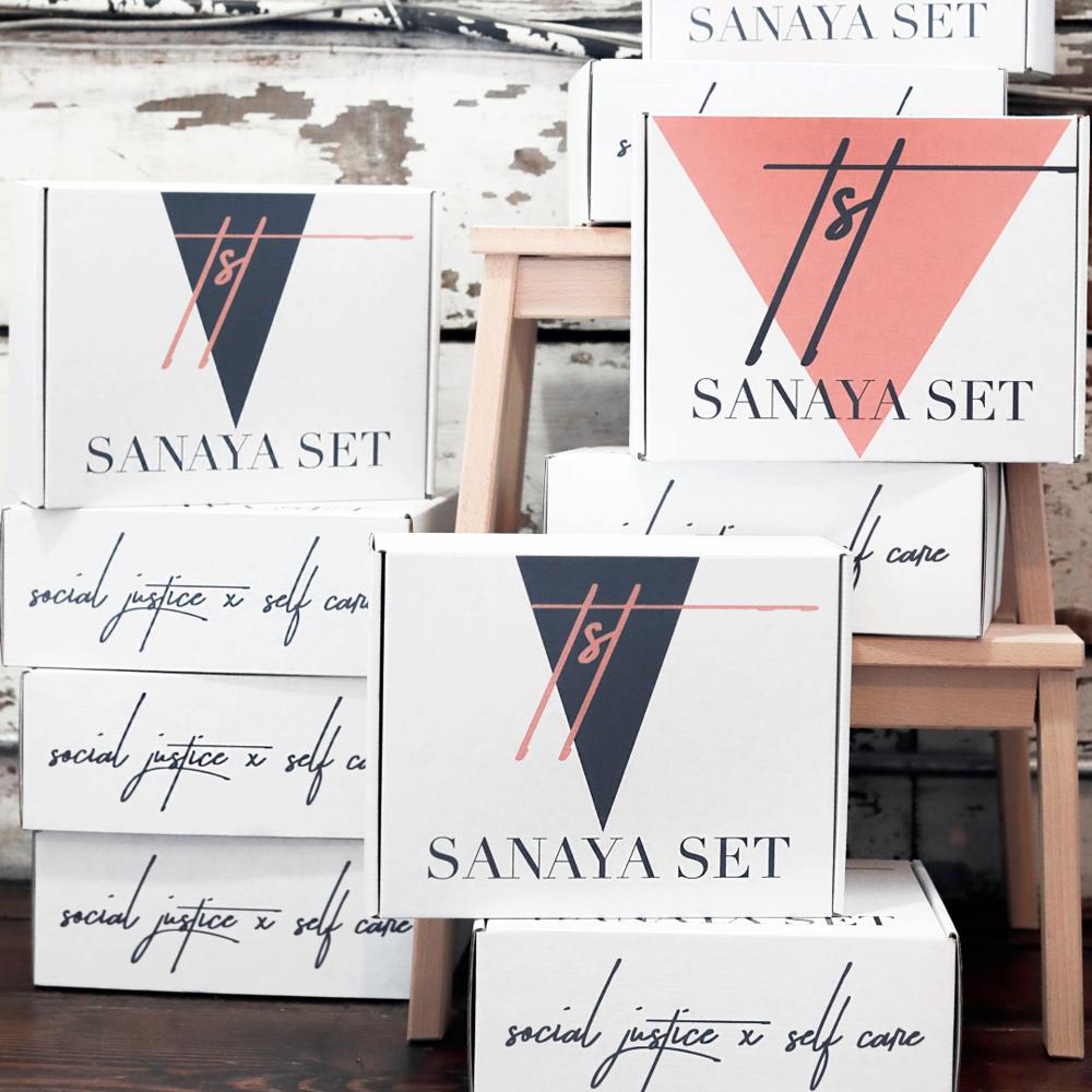 Join the Sanaya Set Movement