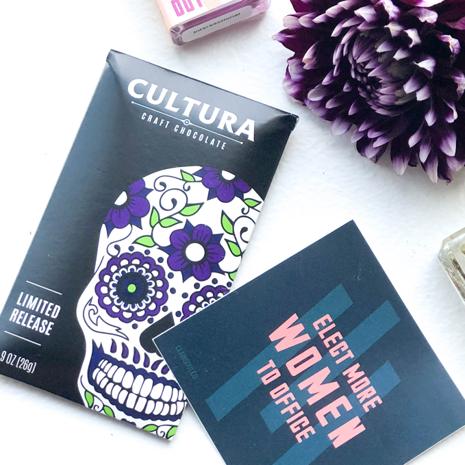 Cultura Craft Chocolate Espresso & Sea Salt Bar